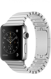 Apple Watch Series 2 42mm Silver Stainless Steel Case with Link Bracelet Apple