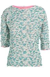Пуловер с фактурной отделкой Chloé