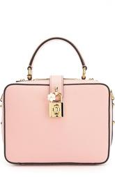 Кожаная сумка Rosaria Dolce & Gabbana
