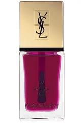 Лак для ногтей La Laque Couture, оттенок 63 YSL