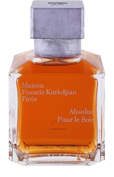 Парфюмерная вода Absolue Pour le Soir Maison Francis Kurkdjian