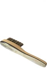 Щетка для бороды из натуральной щетины с отделкой из благородного дерева и рога Truefitt&Hill Truefitt&Hill