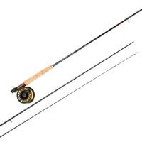 Набор Для Ловли Нахлыстом Go Fishing Fly Caperlan