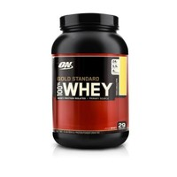 Протеин On 100 % Whey Gold (ваниль) Optimum Nutrition