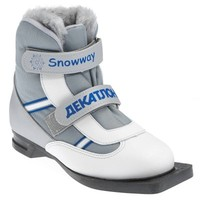 Ботинки Для Беговых Лыж Nn-75 Детские Decathlon