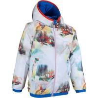 Куртка Лыжная Warm Reverse Мальчики Wedze