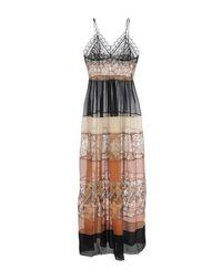 Длинное платье Alberta Ferretti