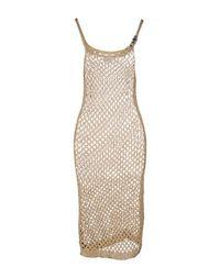 Платье длиной 3/4 Blugirl Blumarine