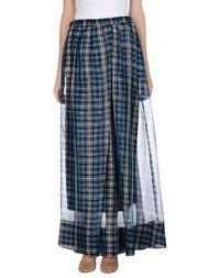 Длинная юбка N° 21
