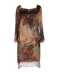 Платье до колена Carla Montanarini