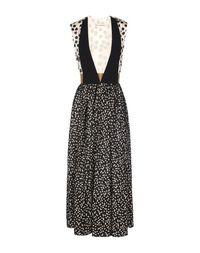 Длинное платье Balenciaga