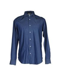 Джинсовая рубашка 1958 THE Sartorialist