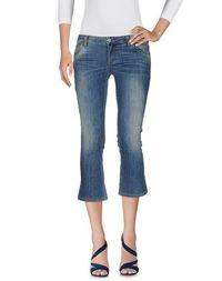 Джинсовые брюки-капри Gold Case