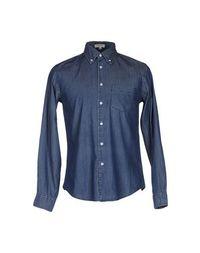 Джинсовая рубашка Geox