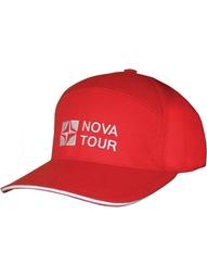 Бейсболки Nova tour