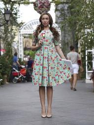 Платья Hello Russia