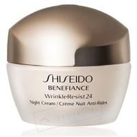 SHISEIDO Ночной крем для лица Benefiance WrinkleResist24 50 мл