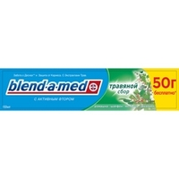 BLEND-A-MED Зубная паста Анти-Кариес Травяной Сбор 100 мл