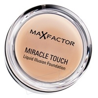 MAX FACTOR Тональная основа для лица Miracle Touch № 40 Creamy Ivory