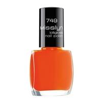 MISSLYN Лак с леденцовым блеском Lolligloss nail polish 748 Gelato alla fragola 10 мл