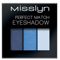 MISSLYN Тени для век perfect match eyeshadow № 79