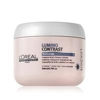 LOREAL PROFESSIONNEL Маска-сияние для мелированных волос Serie Expert Lumino Contrast 200 мл