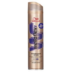 """WELLA Лак для волос Wellaflex """"Мгновенный объем"""" 250 мл"""