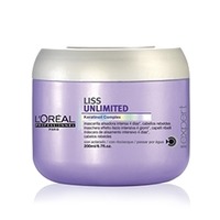 LOREAL PROFESSIONNEL Маска для непослушных волос Serie Expert Liss Unlimited 200 мл