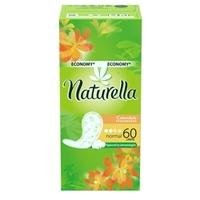 NATURELLA Женские гигиенические прокладки на каждый день Calendula Tenderness Normal (с ароматом календулы) Trio 60 шт.
