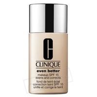 CLINIQUE Тональный крем для кожи, склонной к гиперпигментации Even Better Makeup SPF 15 Honey