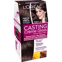 L`OREAL Краска для волос Casting Creme Gloss 603 Шоколодно-миндальный
