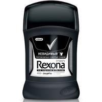 REXONA Антиперспирант-карандаш для мужчин Невидимый на черном и белом 50 мл