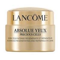 LANCOME Крем для для интенсивного восстановления кожи контура глаз Absolue Yeux Precious Cells 15 мл