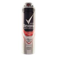 REXONA Антиперспирант аэрозоль Антибактериальный эффект для мужчин 150мл 150 мл