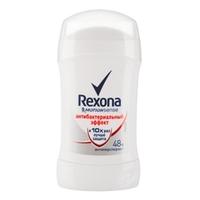 REXONA Антиперспирант карандаш Антибактериальный эффект для женщин 40мл 40 мл