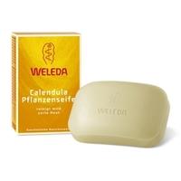 WELEDA Растительное мыло с календулой 100 мл
