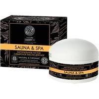 NATURA SIBERICA Натуральное густое сибирское масло для ног Sauna&Spa 120 мл