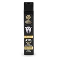 NATURA SIBERICA Бодрящий гель для душа для мужчин «Белый медведь» 250 мл