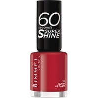 RIMMEL Лак для ногтей 60 Seconds № 415 Instyle Coral
