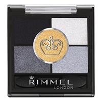 RIMMEL Пятицветные тени для век GlamEyes Eyeshadow HD № 26