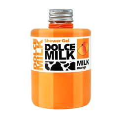 DOLCE MILK Гель для душа Молоко и Манго 300 мл