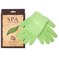 SPA a la carte SPA-перчатки гелевые с питательными маслами и витамином Е 1 пара ЛЭтуаль Selection