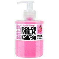 DOLCE MILK Жидкое мыло Молоко и Земляника 300 мл