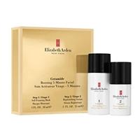 ELIZABETH ARDEN Комплекс для мгновенного улучшения кожи лица и шеи Ceramide Boosting 5-Minute 30 мл + 15 мл