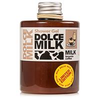 DOLCE MILK Гель для душа Молоко и кофейный брауни со сливочным кремом 300 мл
