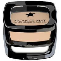 ЛЭТУАЛЬ Компактная пудра для лица Nuance Mat 614 nuance beige ambre