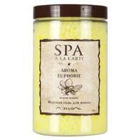 SPA a la carte Морская соль для ванны эйфорическая 445 г ЛЭтуаль Selection