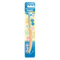 ORAL-B Зубная щетка Stages 1 мягкая 1 шт.