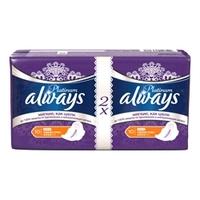ALWAYS Ultra Женские гигиенические прокладки Platinum Collection Normal Plus Duo 20 шт.