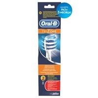 ORAL-B Насадка для электрических зубных щеток Trizone EB30 2 шт.